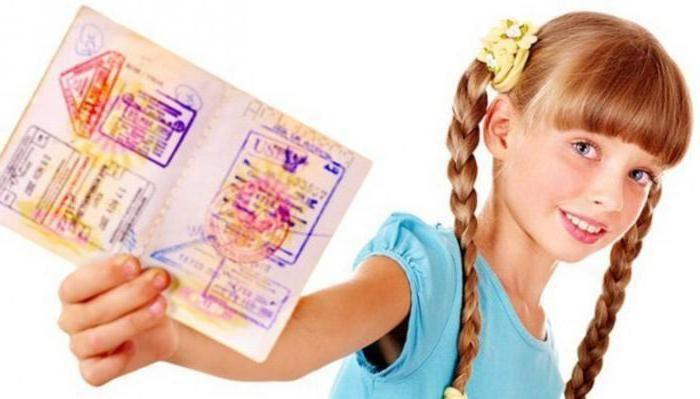 Каким образом занести ребёнка в паспорт?