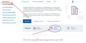 Налог.ру через госуслуги