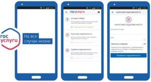 Обжалование штрафа через мобильное приложение